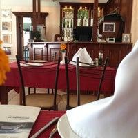 Photo taken at Кафе в гостинице Задонск by Alexey K. on 8/8/2013