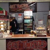 Photo taken at Twisted Pretzel @ Fishkill Flea Market by John B. on 2/1/2014