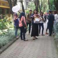 Photo taken at Fakultas Teknologi Pertanian (FTP) by Cicilia C. on 6/13/2016