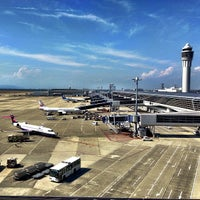Photo taken at Chubu Centrair International Airport (NGO) by Yoichi I. on 8/20/2013