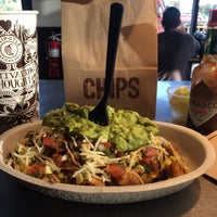 Photo taken at Chipotle Mexican Grill by Joseph P. on 4/2/2015