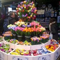 Photo taken at Flower Market by Mara S. on 4/29/2013