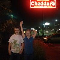 Photo taken at Cheddar's Scratch Kitchen by Joanna J. on 12/5/2013