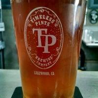 5/22/2014에 Lawrence M.님이 Timeless Pints Brewery에서 찍은 사진
