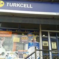 Photo taken at Turkcell by Latif Ü. on 4/10/2014