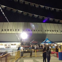 Photo taken at Los Angeles Memorial Sports Arena by Gus T. on 5/3/2013