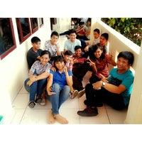Photo taken at Fakultas Ekonomi dan Bisnis by David R. on 4/4/2014