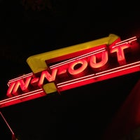 Photo taken at In-N-Out Burger by Marshall R. on 1/26/2013