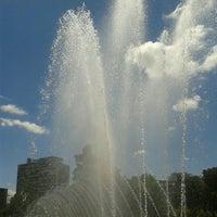 Foto tomada en Fuente del Bicentenario por Jaque M. el 12/25/2012