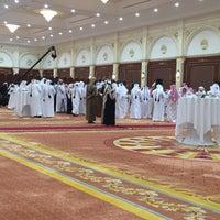 Photo taken at aljewan hall by M.aldarwish on 2/16/2016