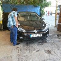 Photo taken at Şen Oto Yıkama by Nihat Can D. on 6/10/2014
