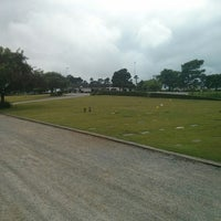 Photo taken at Cemitério Parque dos Pinheiros by Clovis P. on 12/1/2013