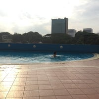 Photo taken at Desa Permai Swimming Pool by irena . on 5/18/2016