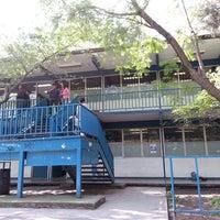 Photo taken at Colegio de Ciencias y Humanidades Plantel Oriente by Alejandro M. on 10/1/2013