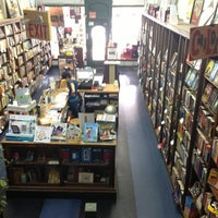 Photo taken at Subterranean Books by Becky F. on 9/8/2013