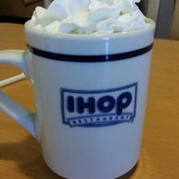 Photo taken at IHOP by Brian M. on 3/23/2014