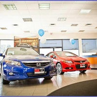 Photo taken at DCH Honda of Gardena by Mike C. on 7/23/2013