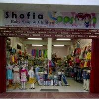 "Photo taken at ""SHOFIA"" baby shop and kids by Jjon I. on 8/3/2013"