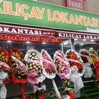 Photo taken at Kılıçay Lokantası by Tolga D. on 11/30/2014