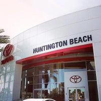 Amazing ... Photo Taken At Toyota Of Huntington Beach By Nereida On 1/27/2016 ...