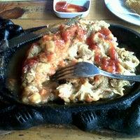 Photo taken at Kampoeng Steak by Wahyu Bagas J. on 6/9/2013