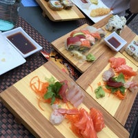 Photo taken at Tokyo Ristorante Giapponese by Bea M. on 7/26/2015