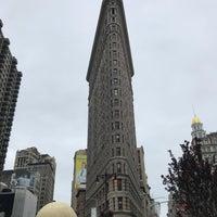 8/19/2018にBea M.がFlatiron Buildingで撮った写真