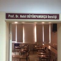 Photo taken at Başkent Üniversitesi Tıp Fakültesi Dekanlığı (Derslikler) by Ayberk Ü. on 5/11/2017
