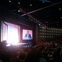 Photo taken at Bellco Theatre by Liz Z. on 10/4/2012