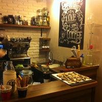 2/8/2014 tarihinde Funda A.ziyaretçi tarafından 7GR Coffee'de çekilen fotoğraf
