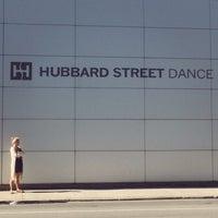 Photo taken at Hubbard Street Dance Center by Dustin H. on 6/13/2014