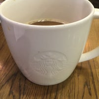 Photo taken at Starbucks by angcw on 8/21/2016