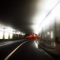 Photo taken at Tunel Av. Libertador by Valerio V. on 7/10/2013