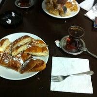 Photo taken at Gül Pastanesi by Murat Güçlü ☪ on 1/7/2014