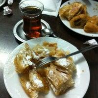 Photo taken at Gül Pastanesi by Murat Güçlü ☪ on 2/19/2014