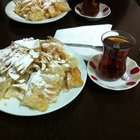 Photo taken at Gül Pastanesi by Murat Güçlü ☪ on 1/9/2014