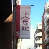 Foto tomada en garAJE Madrid por Jose B. el 10/11/2012