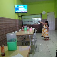 Photo taken at MM Seafood M-Enim by Francisca T. on 7/6/2014