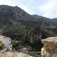 Foto tomada en Castillo de Zuheros por Javier G. el 2/10/2013