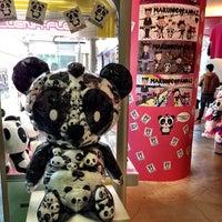 Photo taken at La Foret 原宿 by Cheryl K. on 4/5/2013