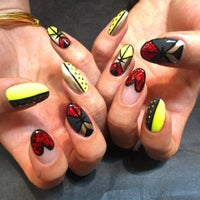 Photo taken at Marie NAILS by Cheryl K. on 9/24/2015