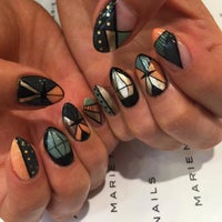 Photo taken at Marie NAILS by Cheryl K. on 10/27/2015