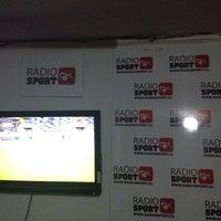 Photo taken at Radio Sport Chile by Carlos Fernando M. on 11/8/2014
