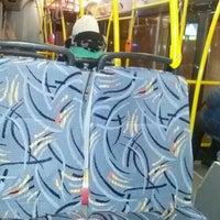 Photo taken at Автобус № 187 by Alex D. on 11/30/2015