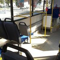 Photo taken at Автобус № 187 by Alex D. on 9/12/2013