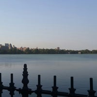Photo taken at Central Park - 86th St Transverse by Okan A. on 8/26/2014
