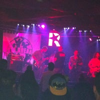 Photo taken at Revolution Bar & Music Hall by Fischbachs on 3/30/2013
