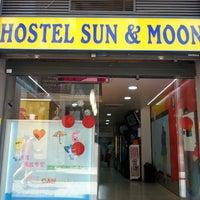 Foto tomada en Sun Moon Hostel por Mónica K. el 7/23/2013