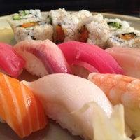 Photo taken at Kazu's Sushi by Brian B. on 4/25/2013