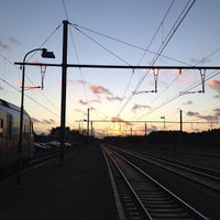 Photo taken at Station Herentals by Timothy J. on 1/30/2013